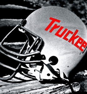 In 1982 Truckee added their decal to the helmets. Though the helmets have changed color the Wolverines still rock the very simplistic decal.