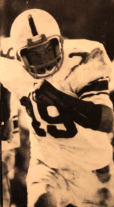 Greg Zirbel was one Truckee's leading tacklers and one of few Wolverines to make All-League in the 70's
