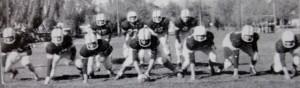 Starting Offense 1956
