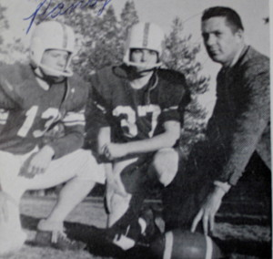 Coach Farley was Truckee's first JV coach