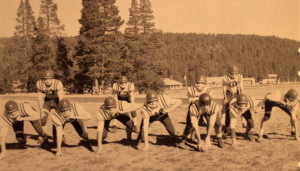 Truckee's starting offense