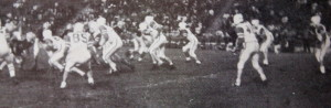 Night game at Del Oro in 65'
