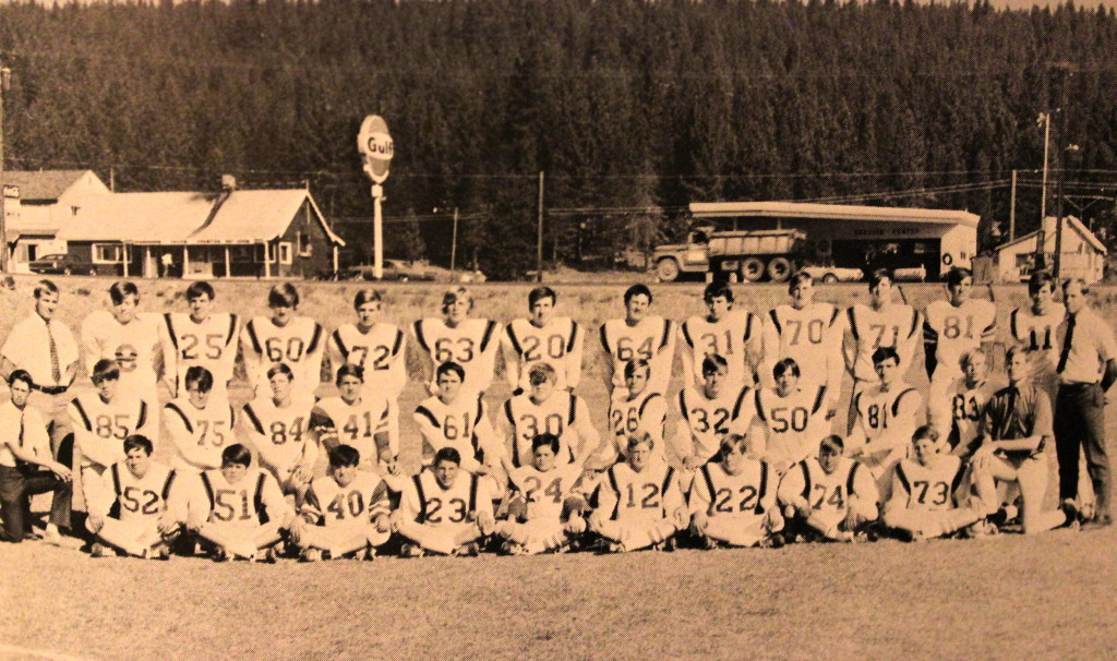 Truckee's First Freshman Team