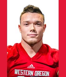 Nelson returned 3 punts for Western Oregon in 2014 and looks to have a breakout senior year.