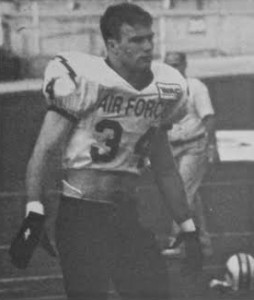 Brian Mulloy played 4 years for the Air Force Falcons who at the time played in the WAC